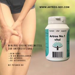 Artros No.1 Vital - Mineral-kostillskott