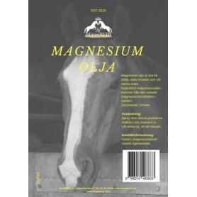 HippoBED Magnesiumöl - 750mltest